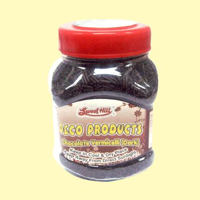 Chocolate Vermicelli (Dark)