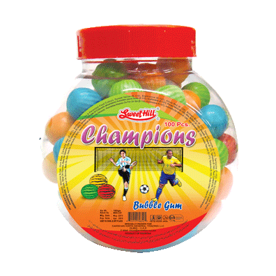 Champion Bubble Gum
