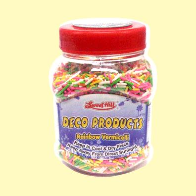 Rainbow Vermicelli