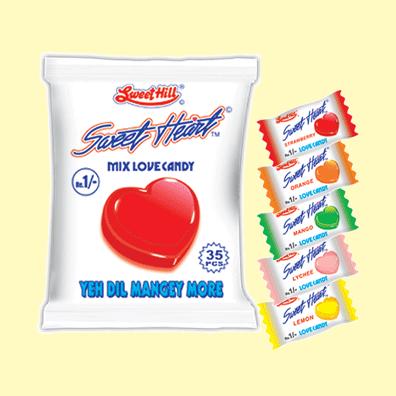 Sweet Heart Bag