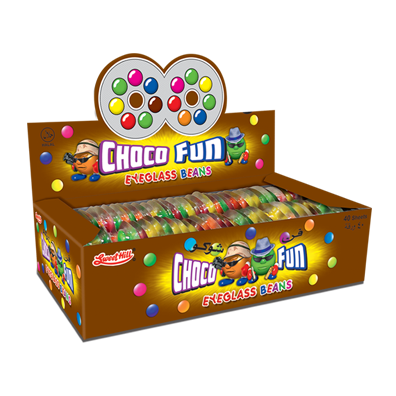 Choco Fun Eye Glass